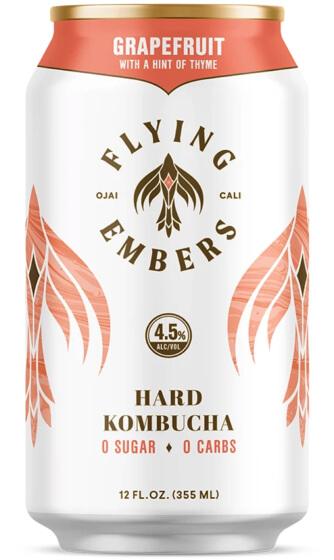 FLYING EMBERS GRAPEFRUIT THYME 4.5%
