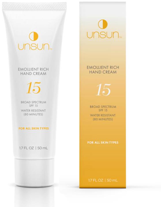 UnSun Hand Cream SPF 15