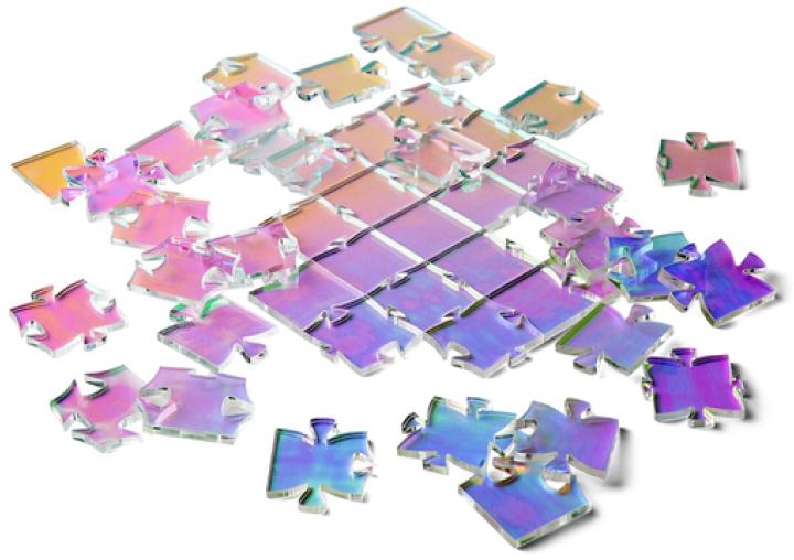 WAVES PUZZLE Puzzle