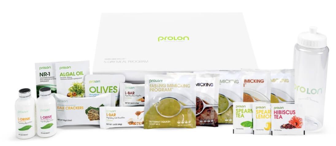L-Nutra (ProLon) The ProLon Diet