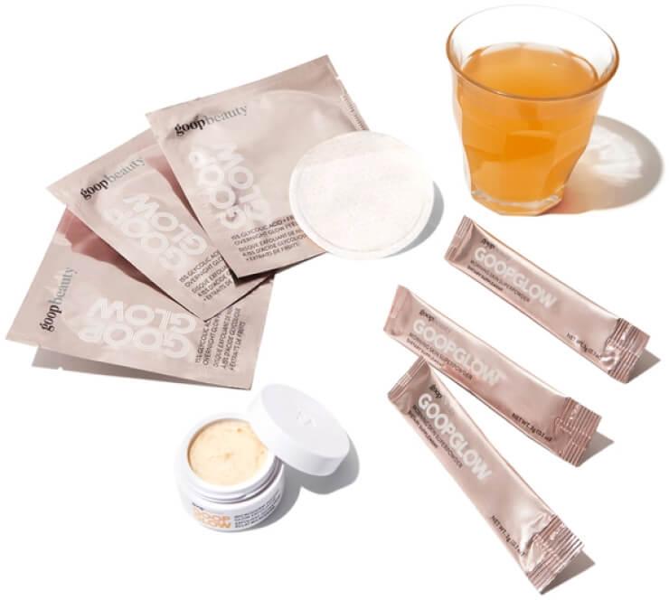 goop Beauty Glowing Skin Bestsellers Kit