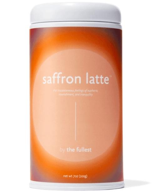 The Fullest SAFFRON LATTE 7 OZ