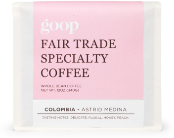 goop Fair Trade Specialty Coffee