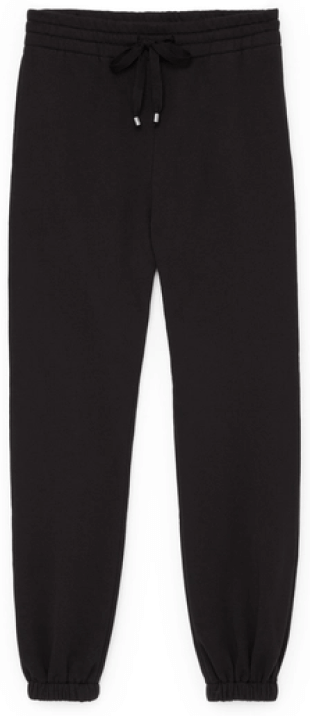 G. Label Nicholas High-Waisted Sweatpants