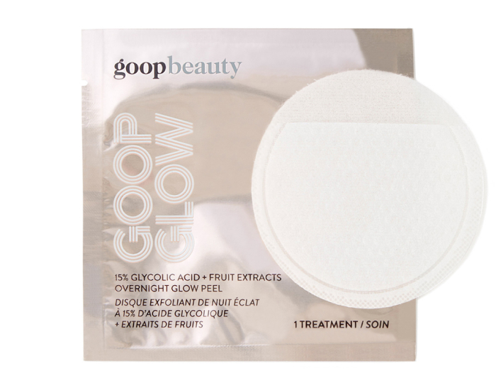 goop Beauty GOOPGLOW 15% Overnight Glow Peel – 4-pack