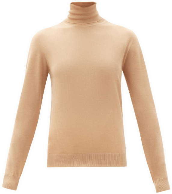 Jil Sander sweater MatchesFashion, $700