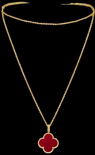 Van Cleef & Arpels necklace Van Cleef & Arpels, $6,250