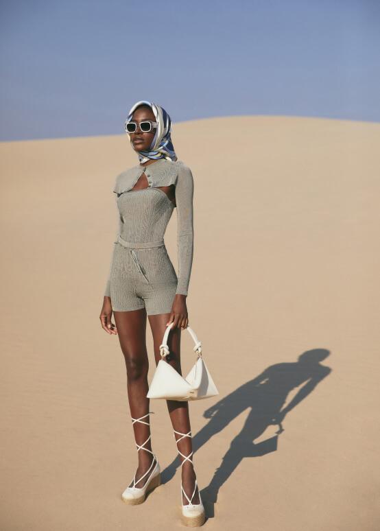 woman in Cult Gaia