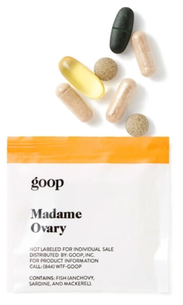 goop Wellness Madame Ovary