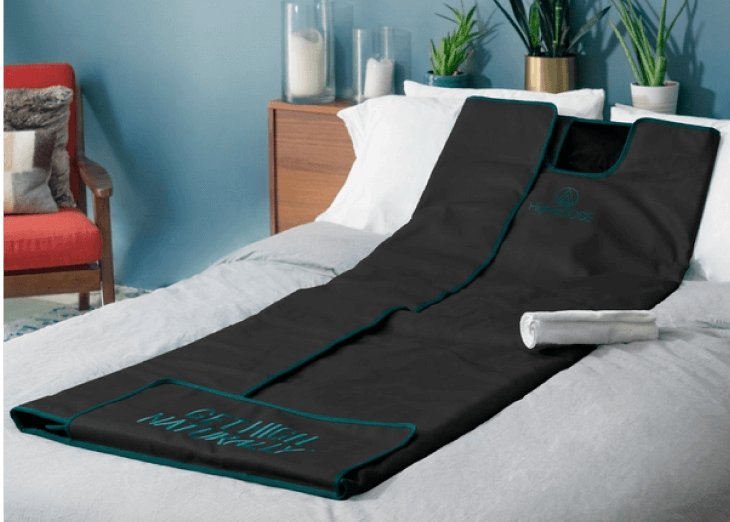HigherDOSE Infrared Sauna Blanket V3