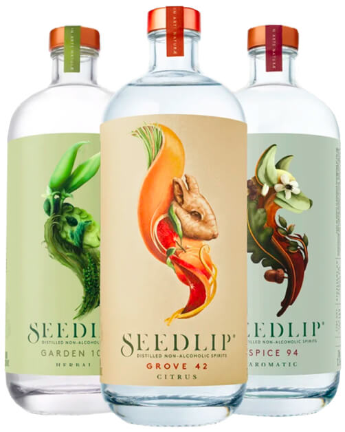 Seedlip Special Offer Trio
