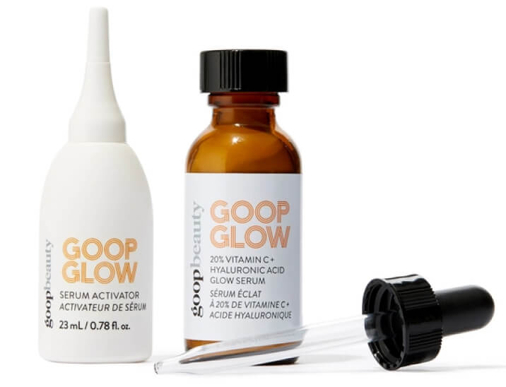 goop Beauty GOOPGLOW 20% Vitamin C + Hyaluronic Glow Serum