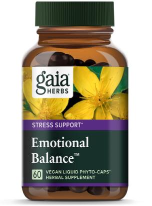 Gaia Herbs emotional balance Supplements