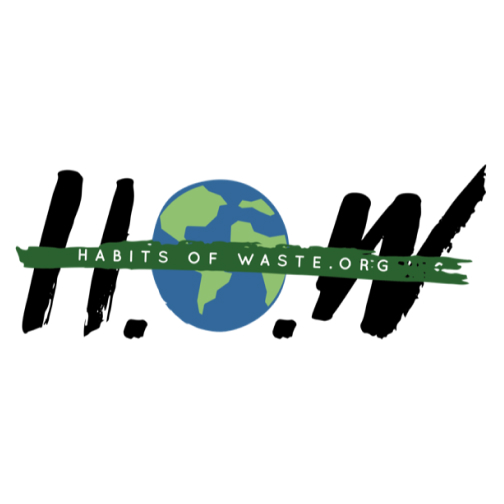 Habits of Waste Donate to Habits of Waste