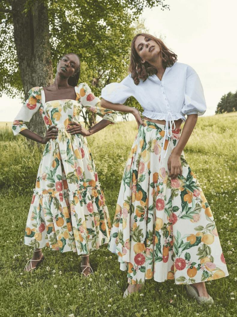 CARA CARA dress