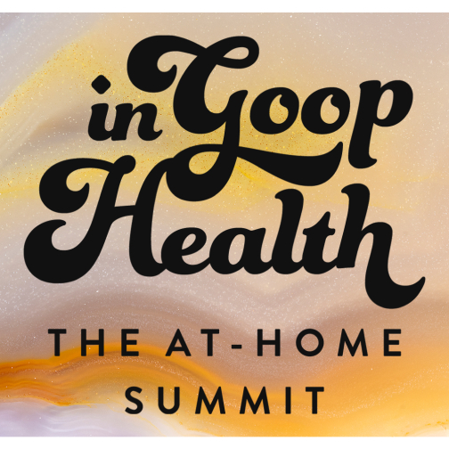 goop At-Home summit