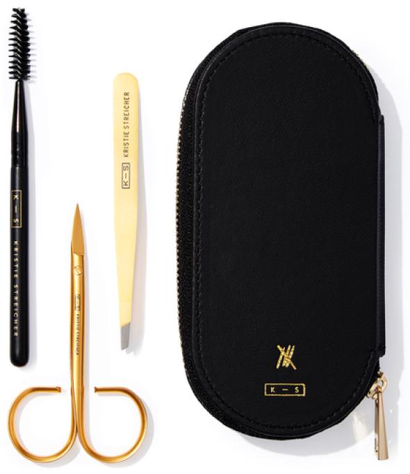 Kristie Streicher Essential Eyebrow Grooming Kit