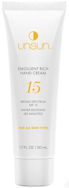 Unsun Hand Cream SPF15