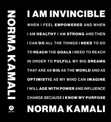 Norma Kamali I Am Invincible, goop