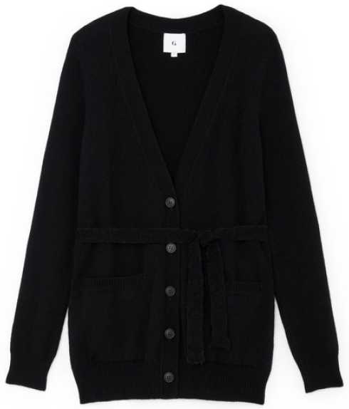 G. Label Jeanette Cardigan