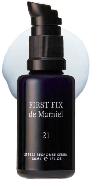 de Mamiel First Fix Serum goop, $175