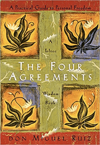 Janet Mills and Don Miguel Ruiz The Four Agreements