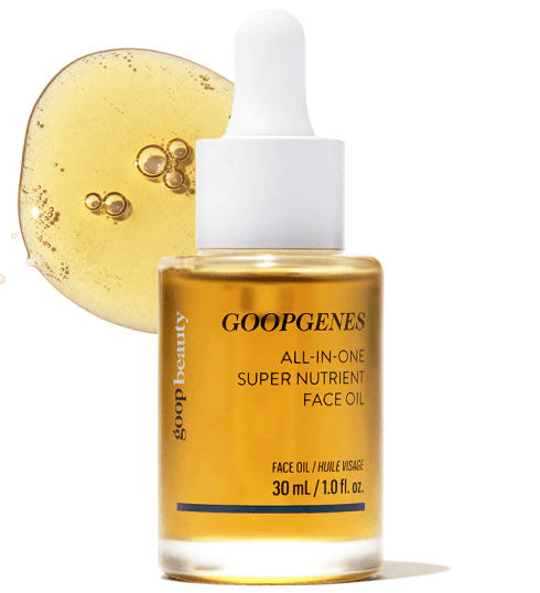 goop Beauty GOOPGENES All-in-One Super Nutrient Face Oil, goop, $98/$89 with subscription