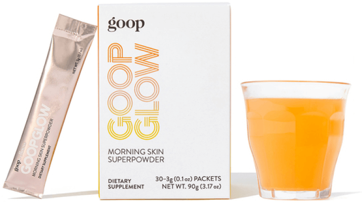 goop Beauty GOOPGLOW Morning Skin Superpowder, goop, $60/$55 with subscription