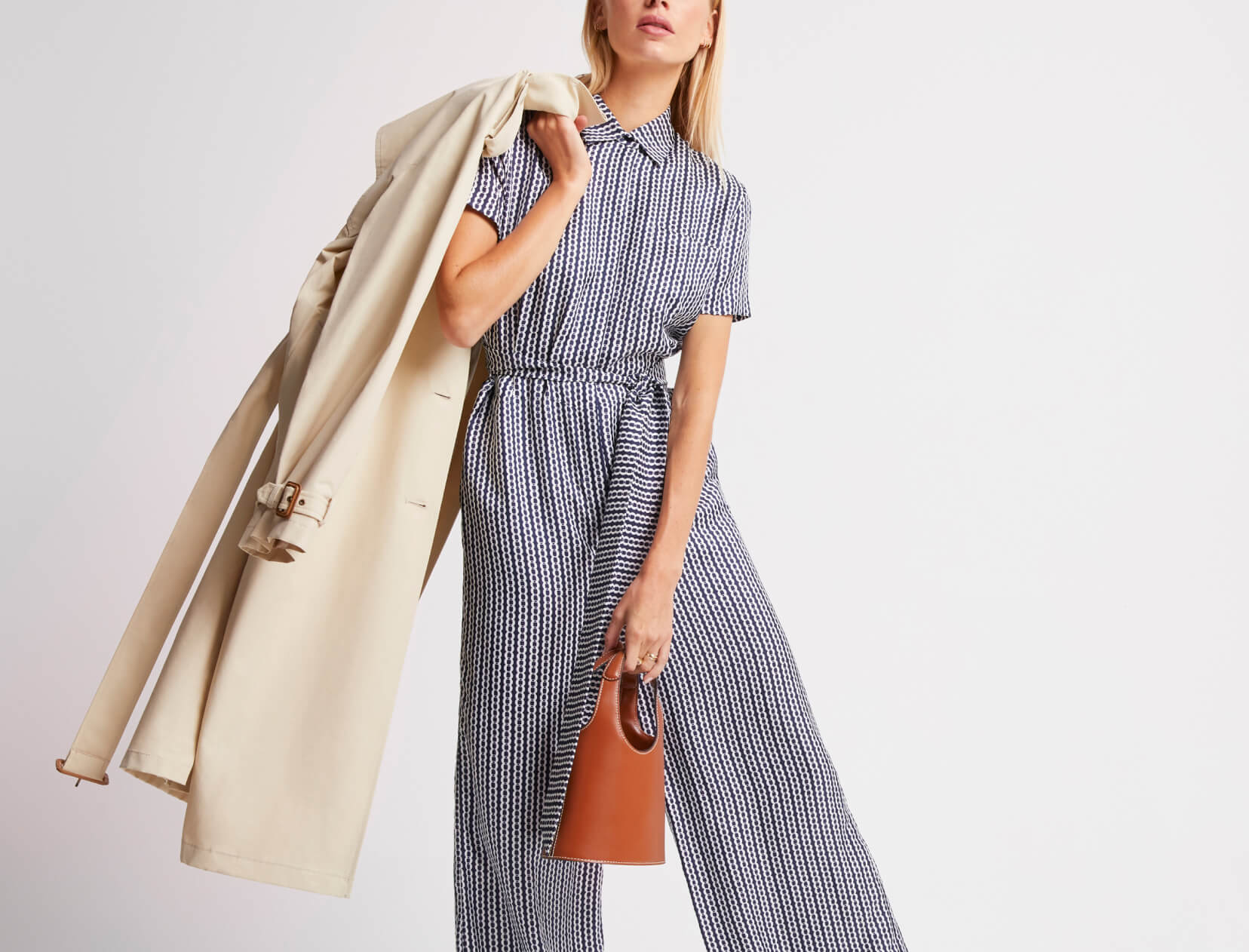 A Month Of Outfits To Get You To Spring 2021 | Goop