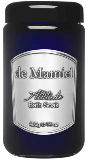 de Mamiel Altitude Oil Bath, goop, $78
