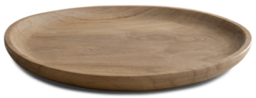 Roman and WilliamsGuild Teak Platter