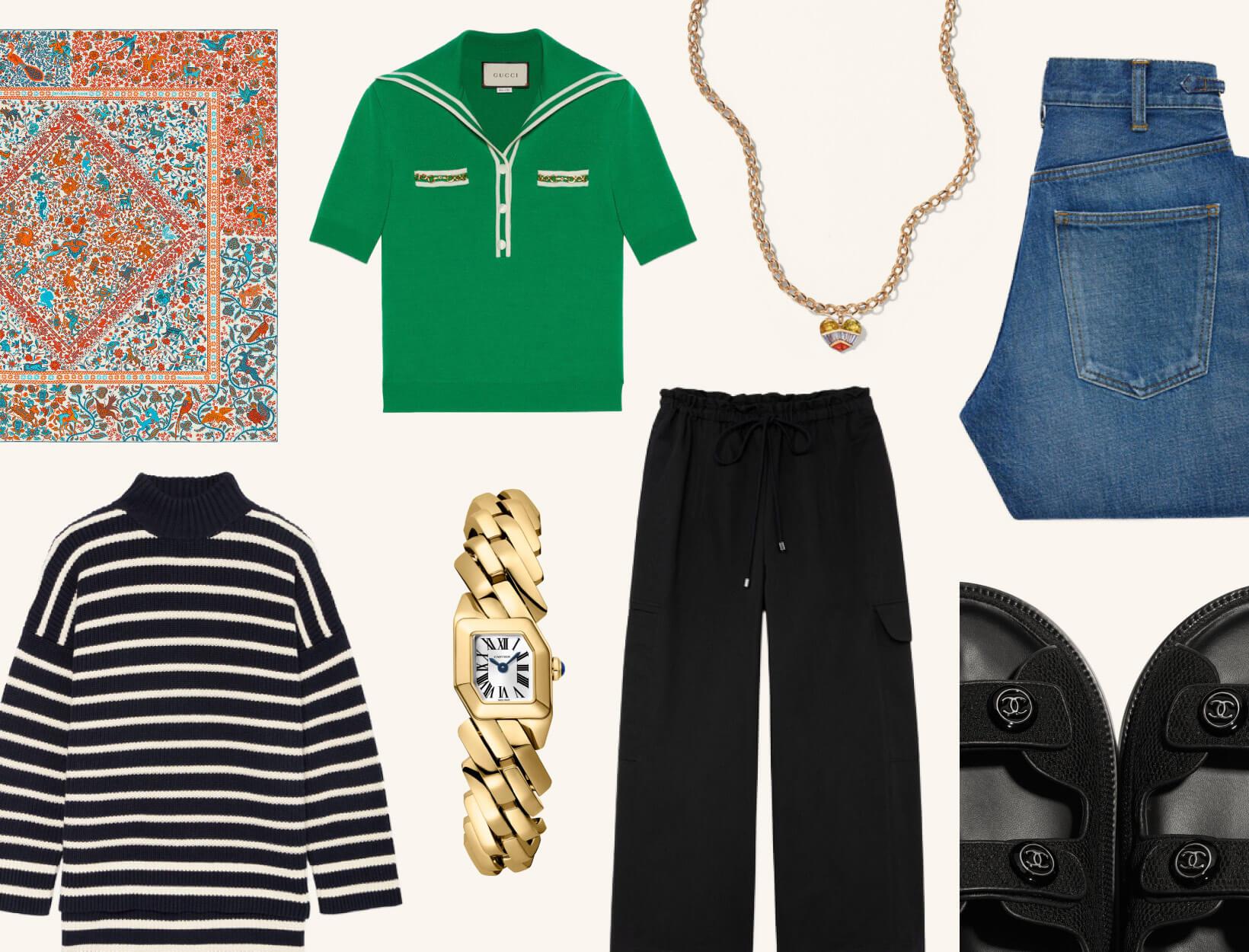 basic clothing items