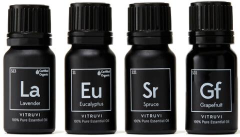 Vitruvi Essential oil set