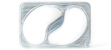 Jillian Dempsey eye mask goop, $75