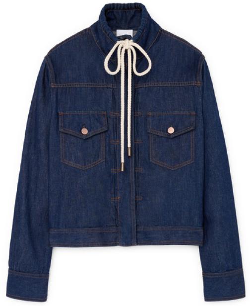 G. Label Diaz utility jean jacket