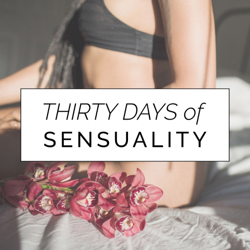 Ev'Yan Whitney 30 Days of Sensuality Course