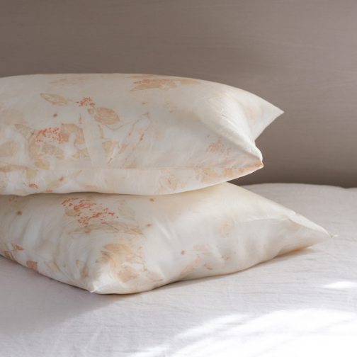 Elizabeth Few Studio Silk Pillowcases