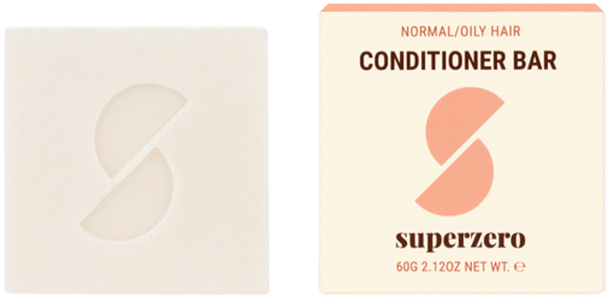 Superzero Conditioner Bar for Normal/Oily hair, $18