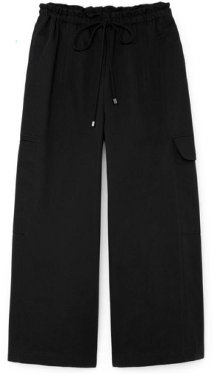 G. Label Demi Wide-leg cargo pants