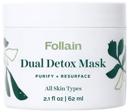 Follain Dual Detox Mask
