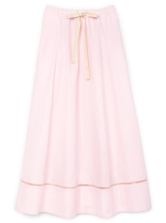 Louise Drawstring Waist Length skirt