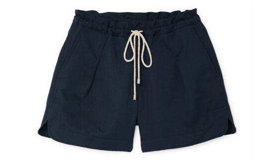 Dale Drawstring waist shorts