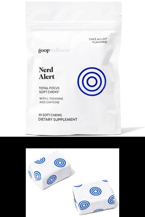 goop Wellness Nerd alert goop, $55