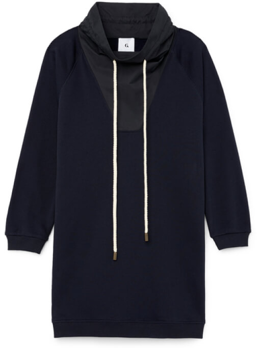 G. Label Henrietta Sweatshirt dress