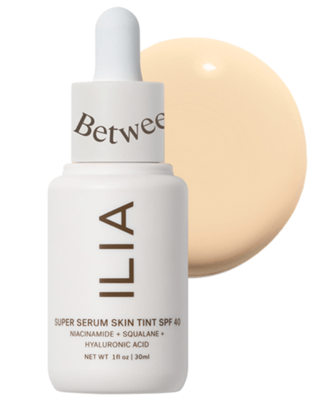 Ilia Super Serum Skin Tint SPF 40 Foundation