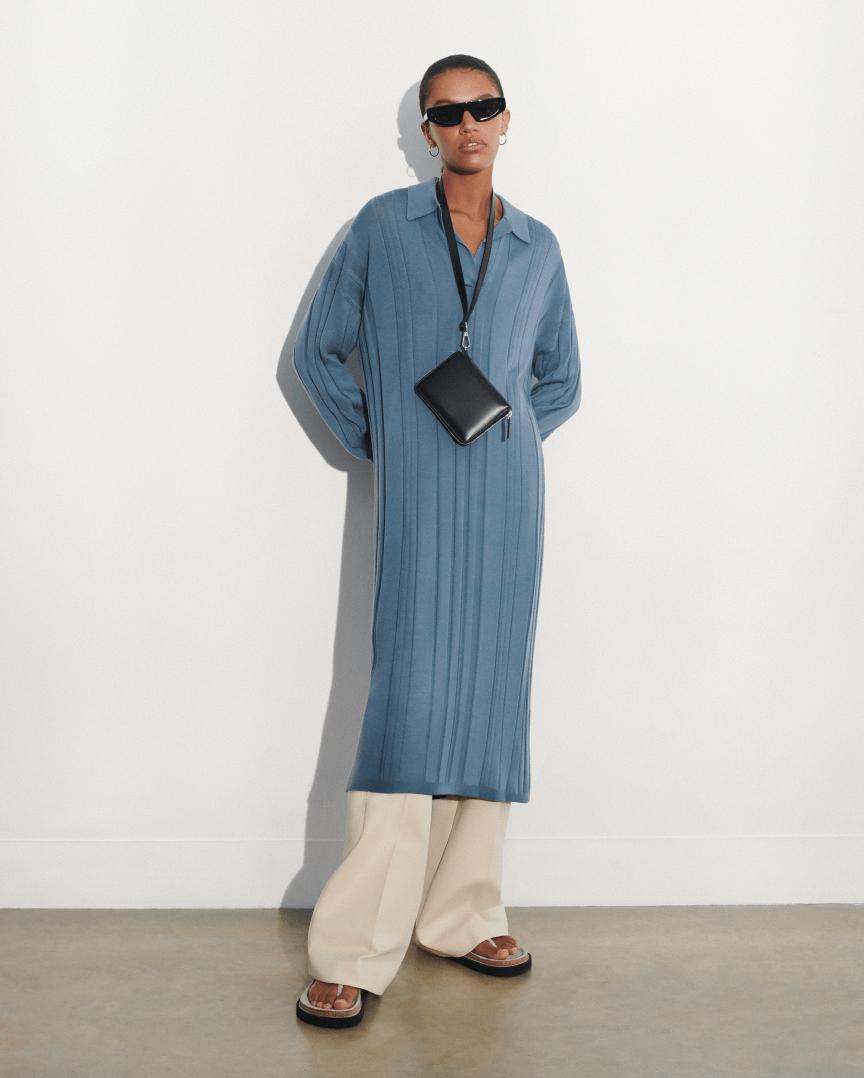 model in JOSEPH DRESS