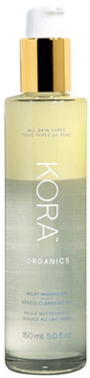 KORA Organics Milky Mushroom Gentle Cleansing Oil