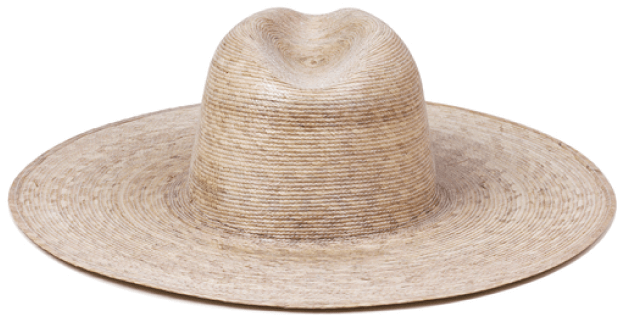 Lack of Color Palma Wide Fedora goop, $129