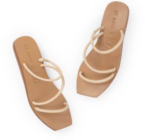 St. Agni sandals