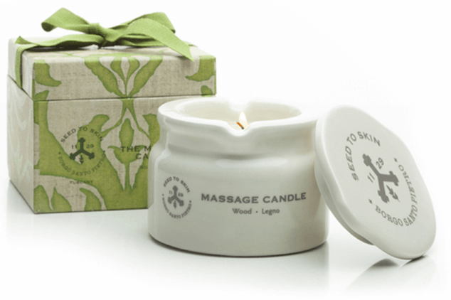Seed to Skin The Massage Candle